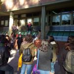 Declararon docentes por la toma del vice rectorado de la UNRN